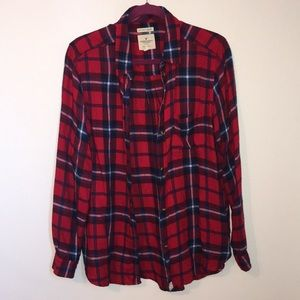 American Eagle Soft Flannel